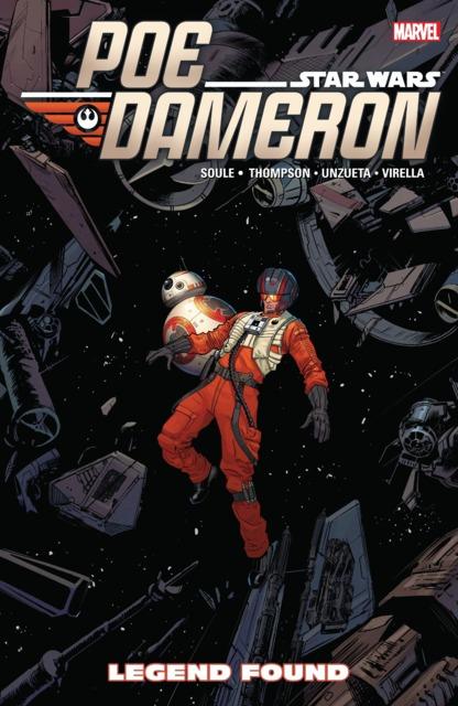 Star Wars: Poe Dameron: Legend Found