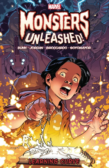 Monsters Unleashed: Learning Curve
