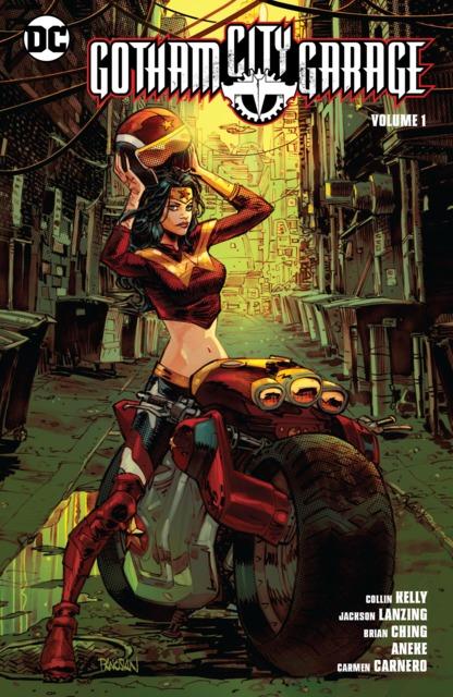 Gotham City Garage