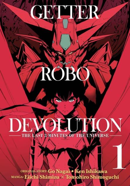 Getter Robo Devolution