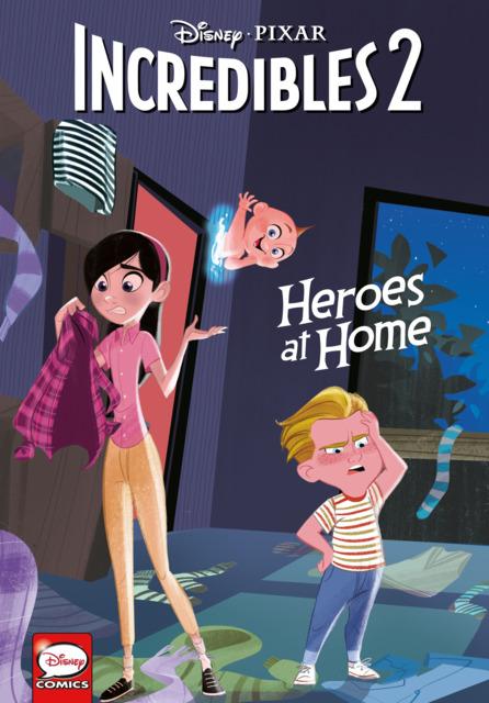 Incredibles 2: Heroes at Home