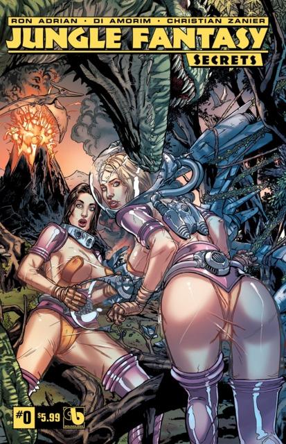 Jungle Fantasy: Secrets