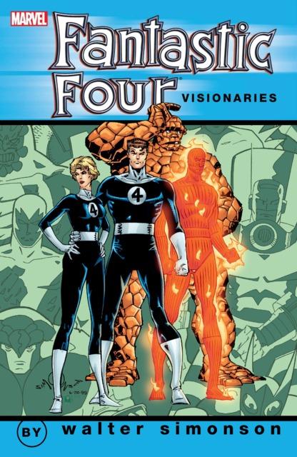 Fantastic Four Visionaries: Walter Simonson