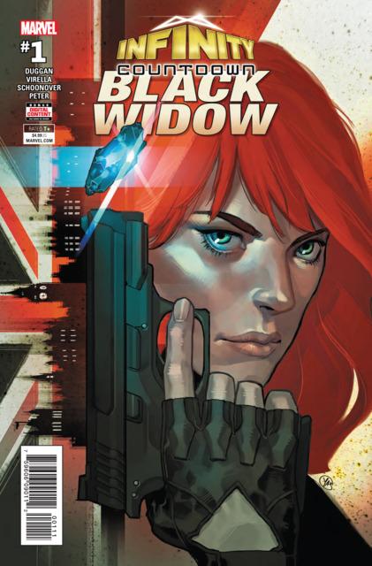 Infinity Countdown: Black Widow