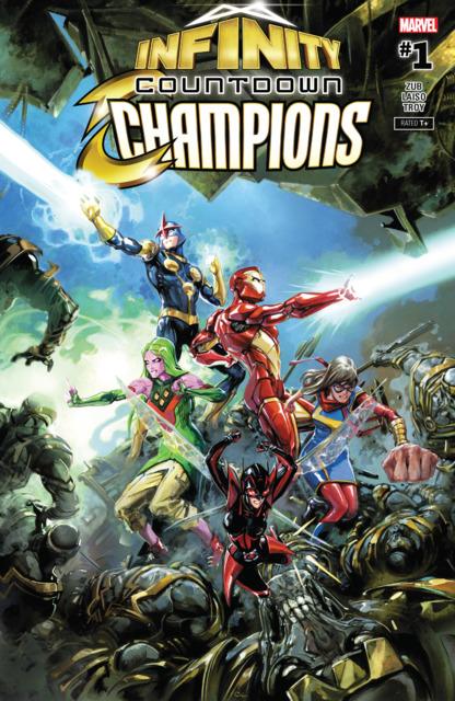 Infinity Countdown: Champions