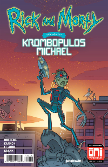 Rick and Morty Presents: Krombopulos Michael