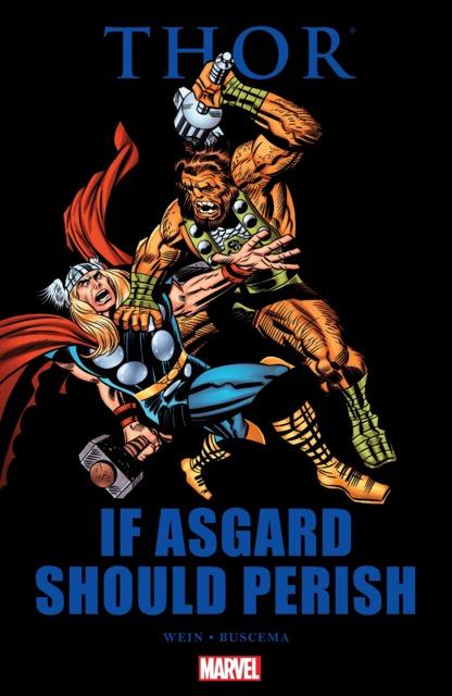Thor: If Asgard Should Perish