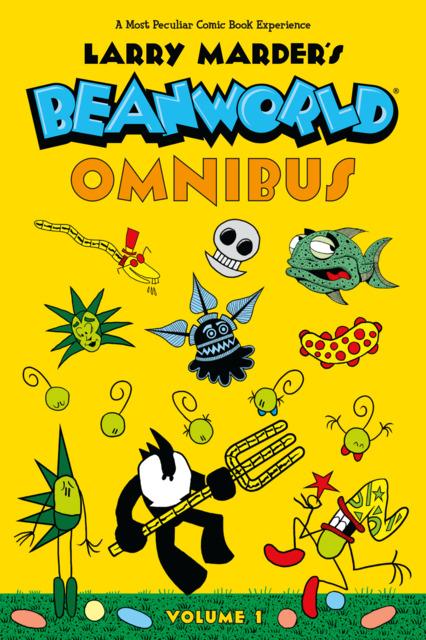 Larry Marder's Beanworld Omnibus