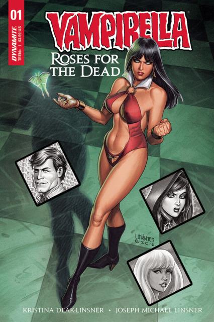 Vampirella: Roses For the Dead