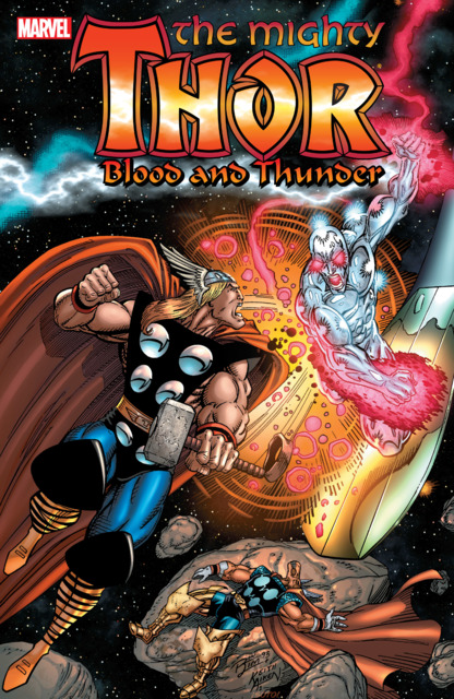 Thor: Blood and Thunder