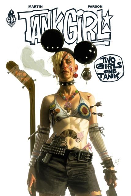 Tank Girl 2 Girls 1 Tank