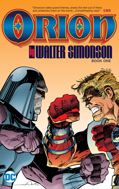 Orion by Walter Simonson