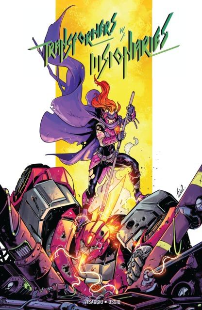 Transformers vs. Visionaries