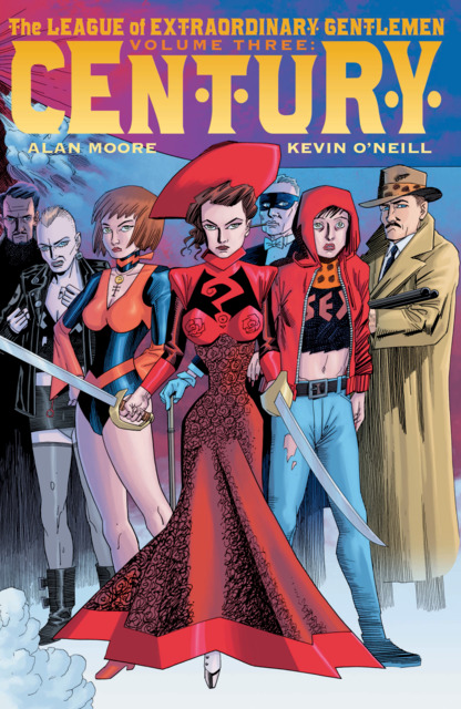 The League of Extraordinary Gentlemen: Century Complete Edition