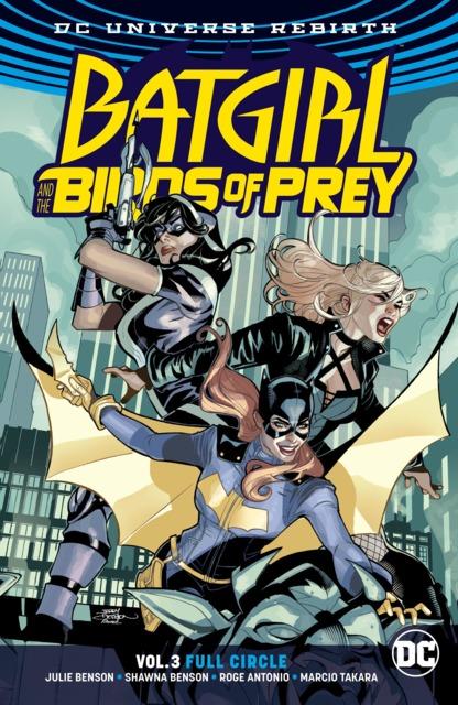 Batgirl and the Birds of Prey: Full Circle
