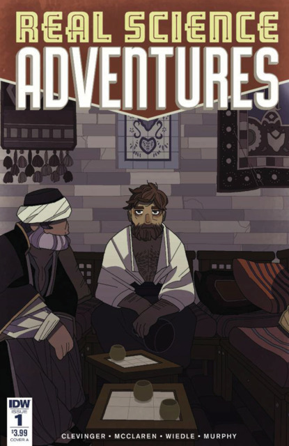 Real Science Adventures: The Nicodemus Job