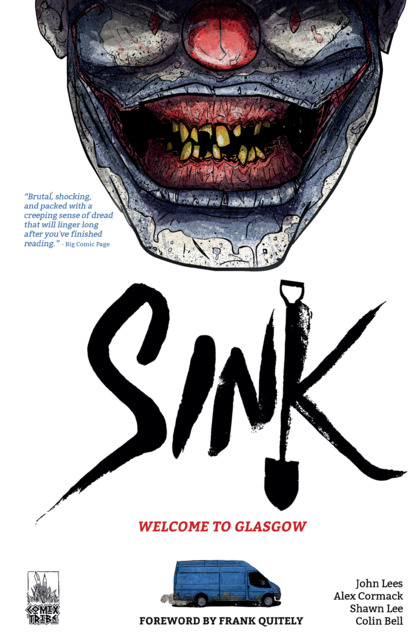 Sink: Welcome To Glascow