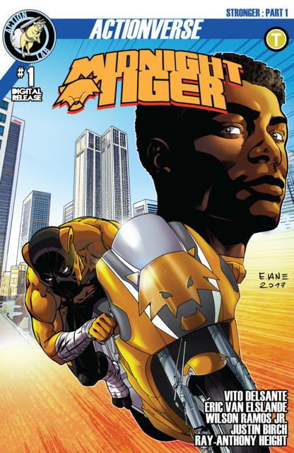 Midnight Tiger: Stronger
