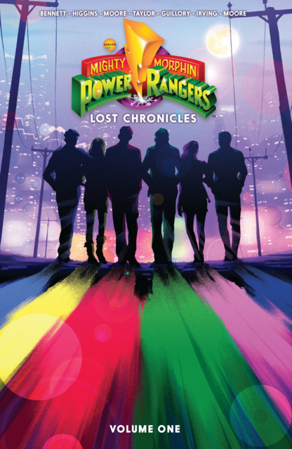 Mighty Morphin Power Rangers: Lost Chronicles