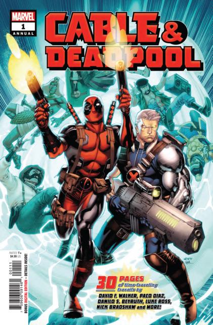 Cable Deadpool Annual