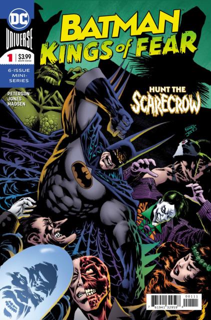 Batman: Kings of Fear