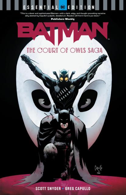 Batman: The Court of Owls Saga: DC Essential Edition