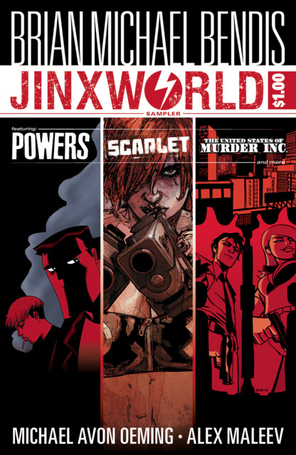 JinxWorld Sampler