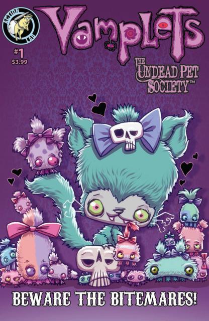 Vamplets: Undead Pet Society