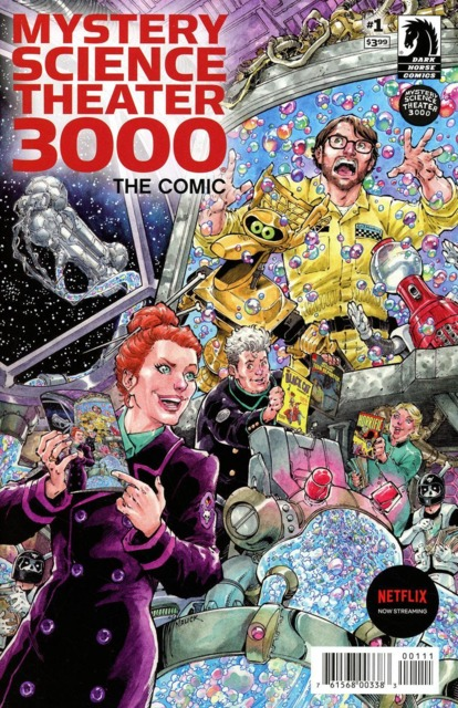 Mystery Science Theater 3000: The Comic