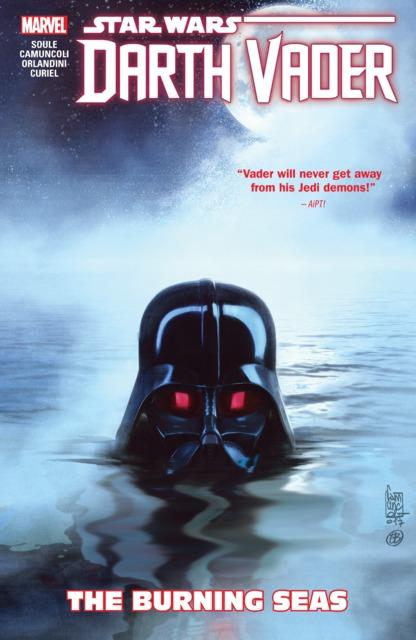 Star Wars: Darth Vader: Dark Lord of the Sith: The Burning Seas