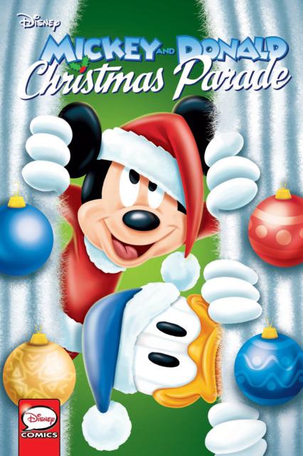 Mickey and Donald's Christmas Parade