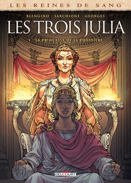 Les Reines de sang - Les trois Julia