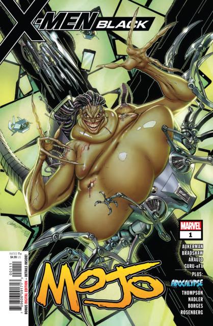 X-Men: Black - Mojo