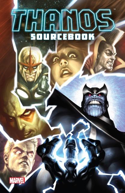 Thanos Sourcebook