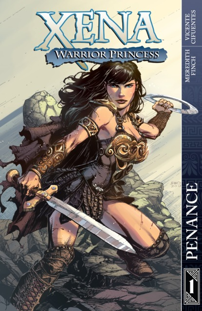 Xena: Warrior Princess: Penance