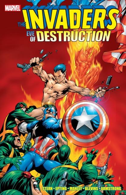 Invaders: Eve of Destruction