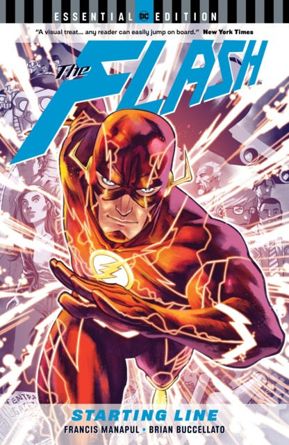 The Flash: Starting Line: DC Essential Edition