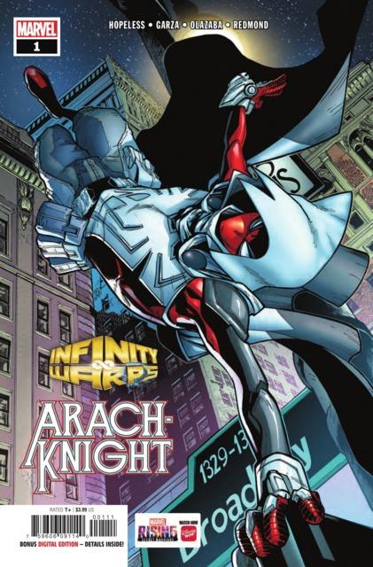 Infinity Wars: Arachknight