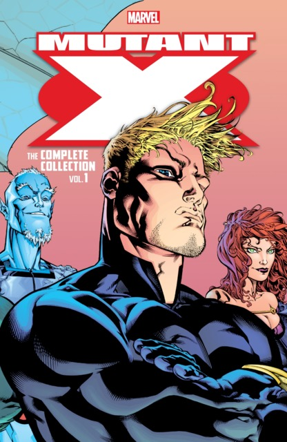 Mutant X: The Complete Collection