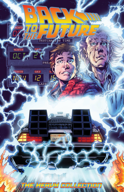 Back To The Future: The Heavy Collection
