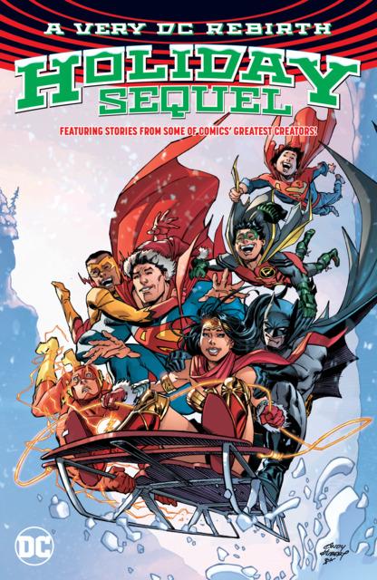 A Very DC Rebirth Holiday Sequel