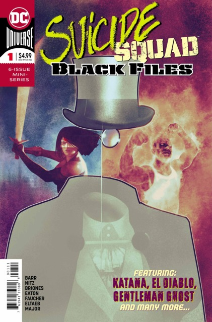 Suicide Squad Black Files