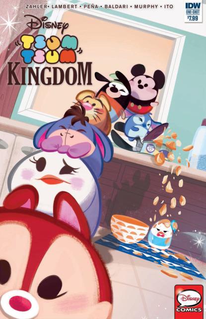 Disney Tsum Tsum Kingdom One-Shot