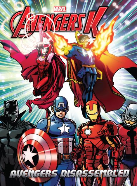 Avengers K: Avengers Disassembled
