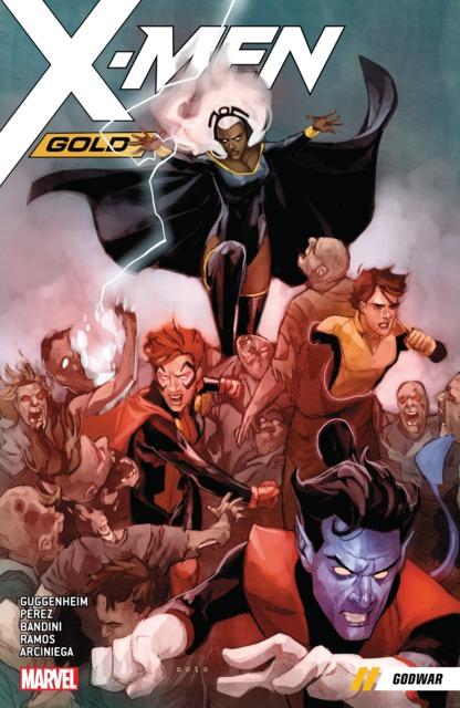 X-Men: Gold: Godwar