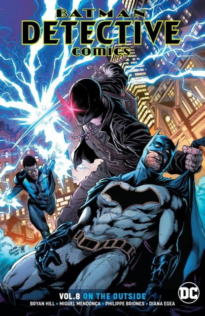 Batman: Detective Comics: On the Outside