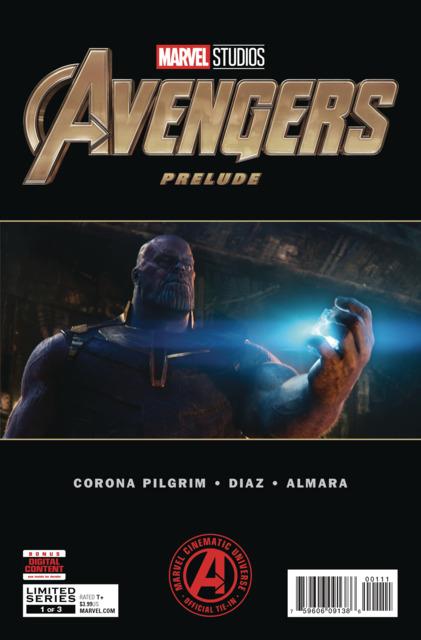 Marvel's Avengers: Untitled Prelude