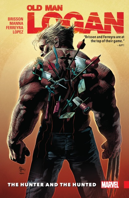 Wolverine: Old Man Logan: The Hunter and the Hunted