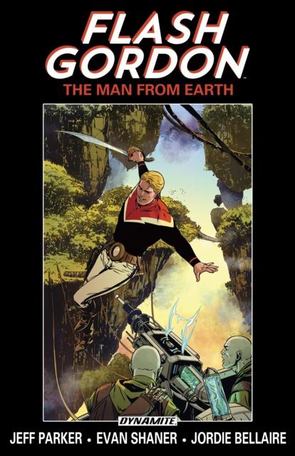 Flash Gordon Omnibus: The Man From Earth