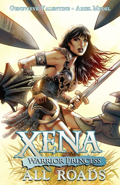Xena: Warrior Princess: All Roads